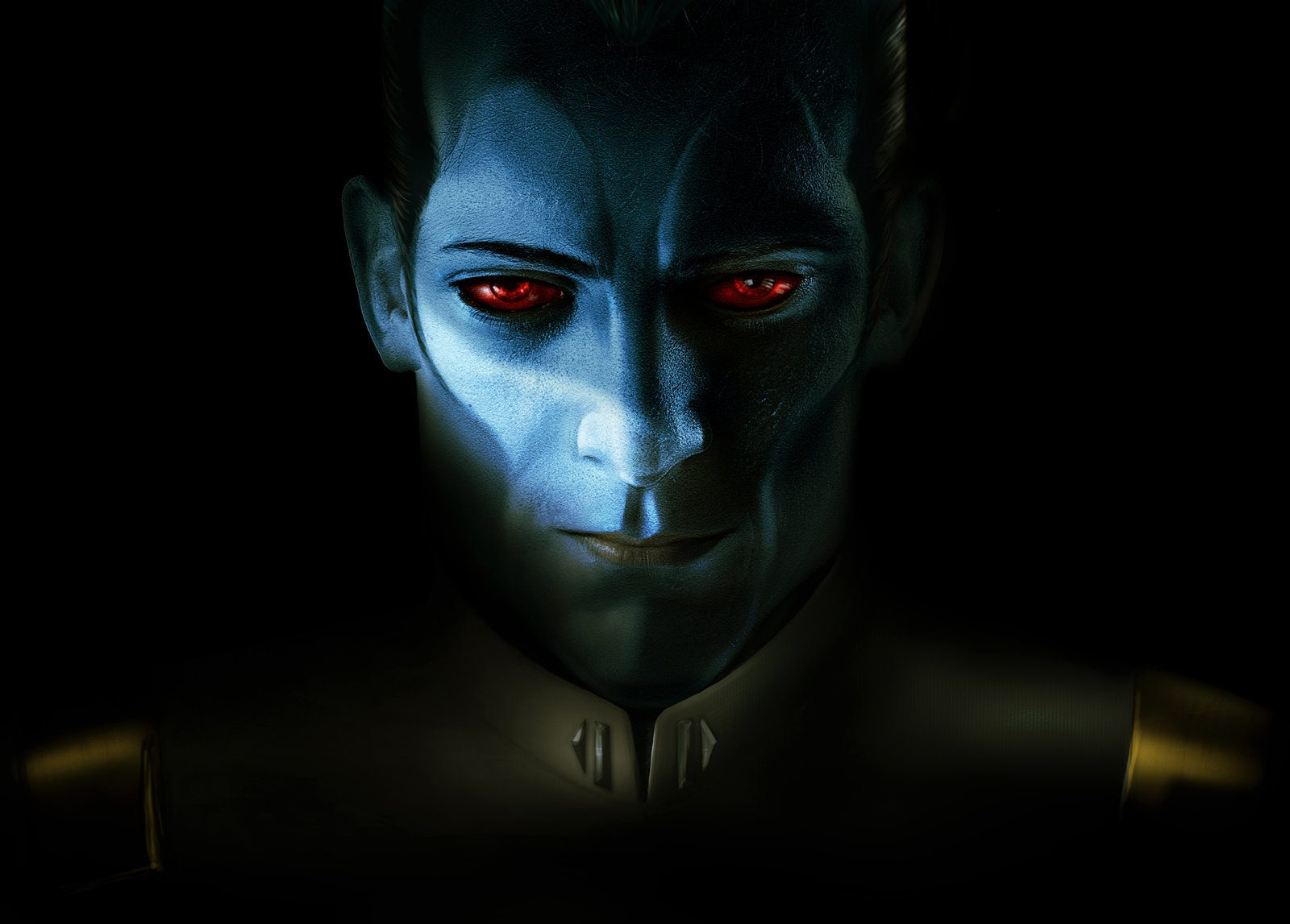 Grand Admiral Thrawn in Star Wars